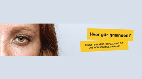 Ny kampagne sætter fokus på seksuel chikane